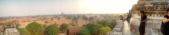Panaramic Temples Bagan